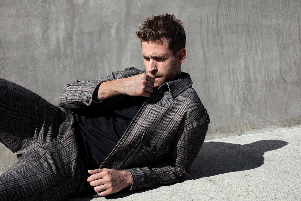 Sandro Baebler | Oliver Jackson Cohen for Flaunt