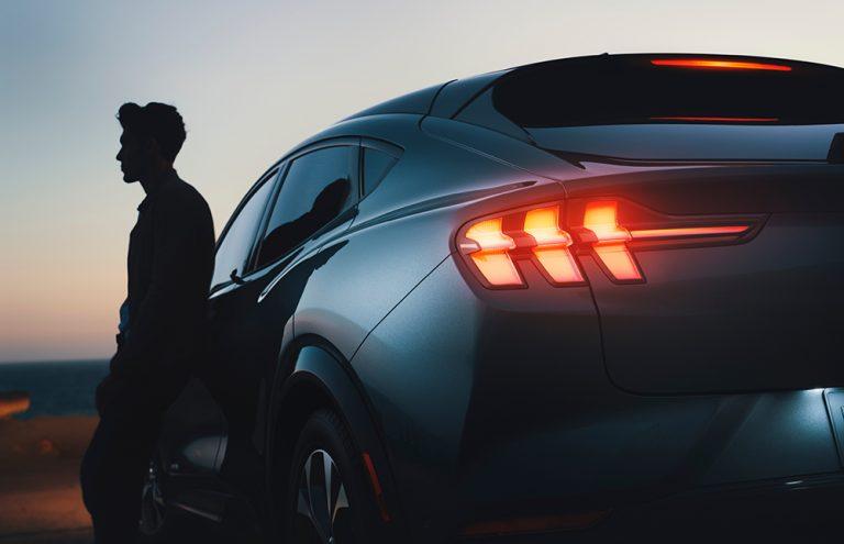 Mustang Mach-E | Patrick Curtet