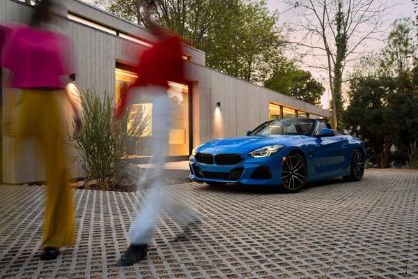BMW Z4 Lifestyle | Lisa Linke