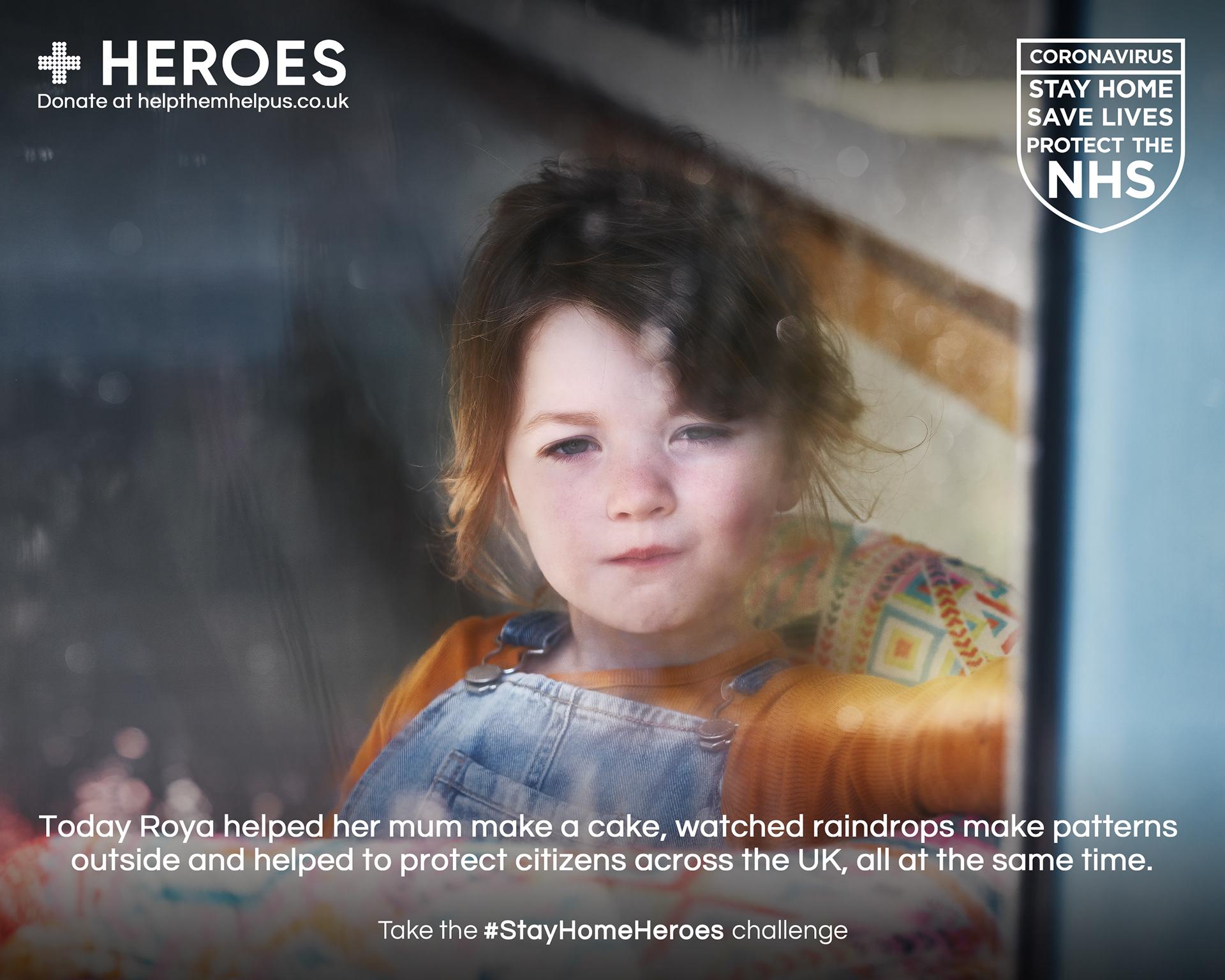 Stay Home Heroes – Alex Telfer