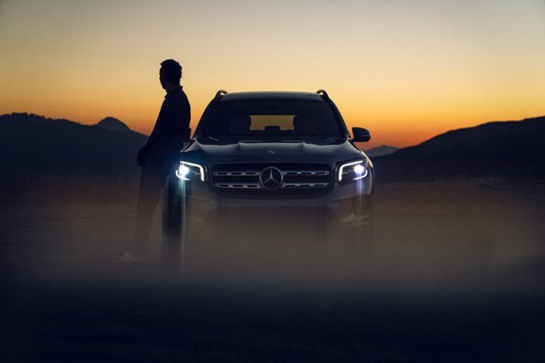 Mercedes Benz GLB – Lisa Linke