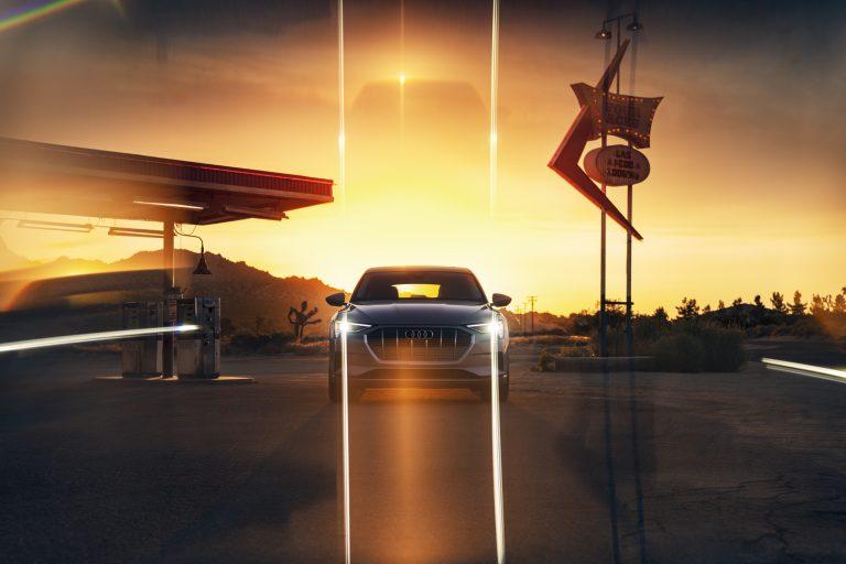 Audi e-tron Sportback – Lisa Linke