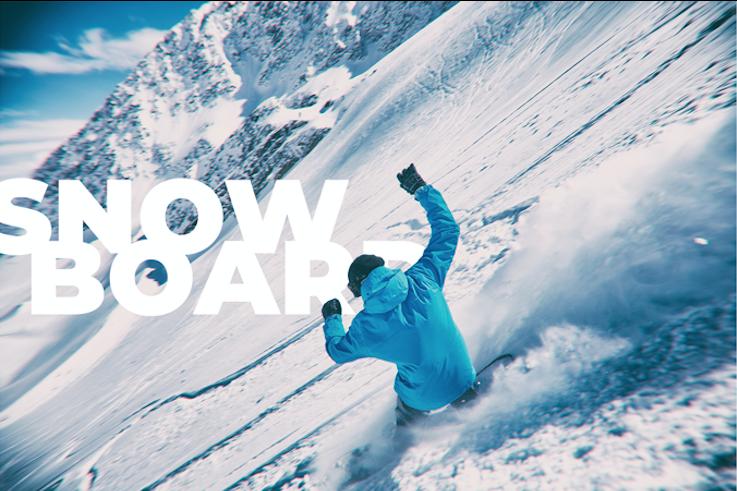 Snowboard – Beatrice Heydiri