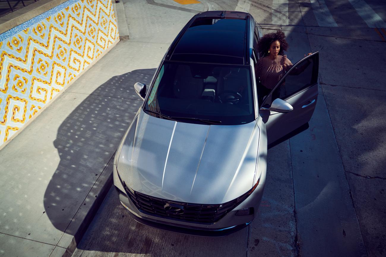 Hyundai Tucson 2020 Launch – Anton Watts