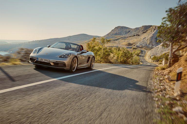 25 Years Edition Porsche Boxster – Torsten Klinkow
