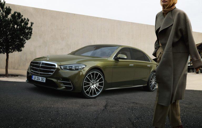 Mercedes Benz S Klasse – Sebastien Staub