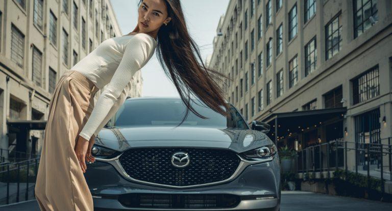 Mazda CX30 – M&P Curtet
