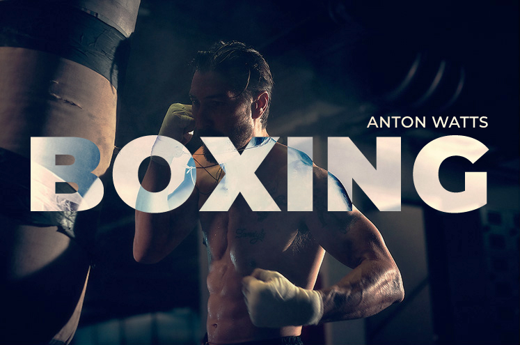 BOXING – Anton Watts
