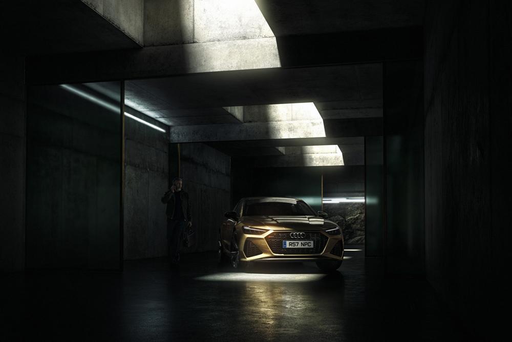 FULL CGI // AUDI RS 7 – Torsten Klinkow